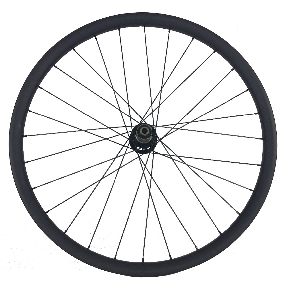 bike parts Light weight DH mountain bike 29 inch Carbon wheelset 35mm Width Clincher Hookless Tubeless Compatible for down hill