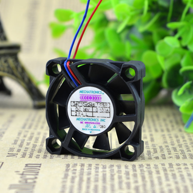 Free Delivery. 4 cm 4010 24 v 0.1 A g4010m24b cooling fans free delivery 811600 4623