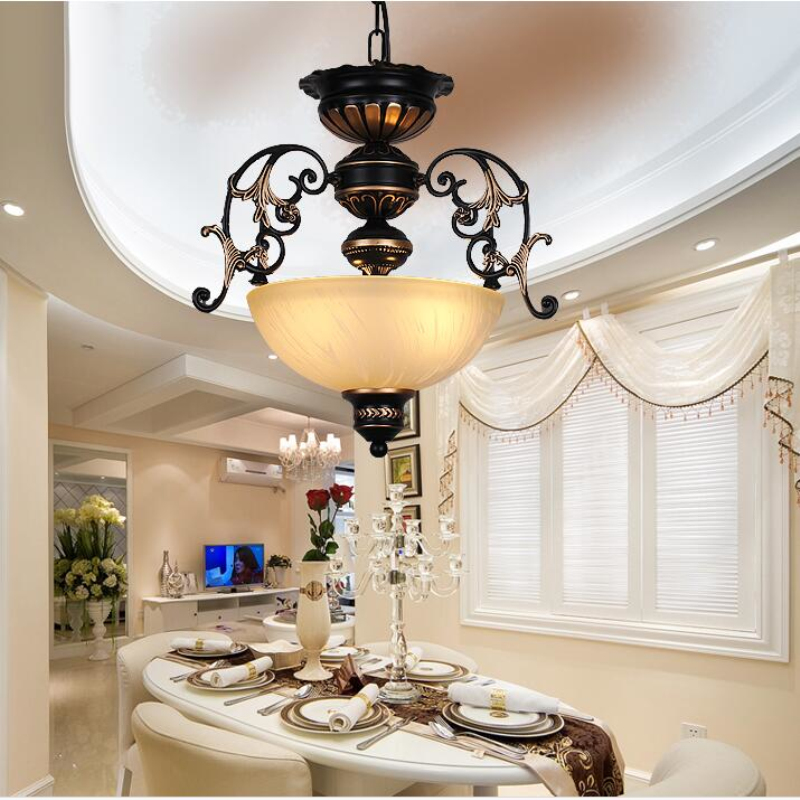 Modern Atlantis Stream Design Pendant Lamps For Living Room Lights Aluminum lampara colgante de techo Villa Hotel Loft Luminaria