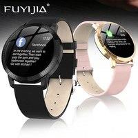 2019 새로운 fuyijia 남성 시계 스마트 알림 스포츠 스마트 시계 남자 톱 브랜드 시계 방수 남자 시계 masculino 블루투스 뜨거운|디지털 시계|   -