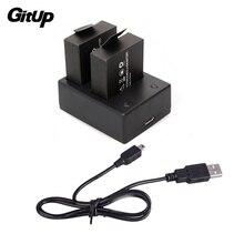 Dual Charger +2Pcs 950 mAh Battery For SJCAM SJ4000 Wifi/ SJ5000 Plus Elite Gitup Git1 Git2 Sport Camera Accessories Kits