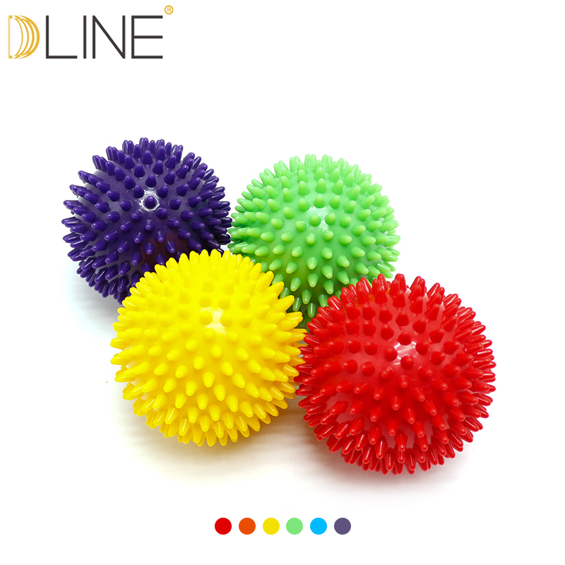 Massage Ball Myofascial Release Fitness Exercise Single Ball Back Trigger Point Therapy Pain Muscle Stress Relief Yoga