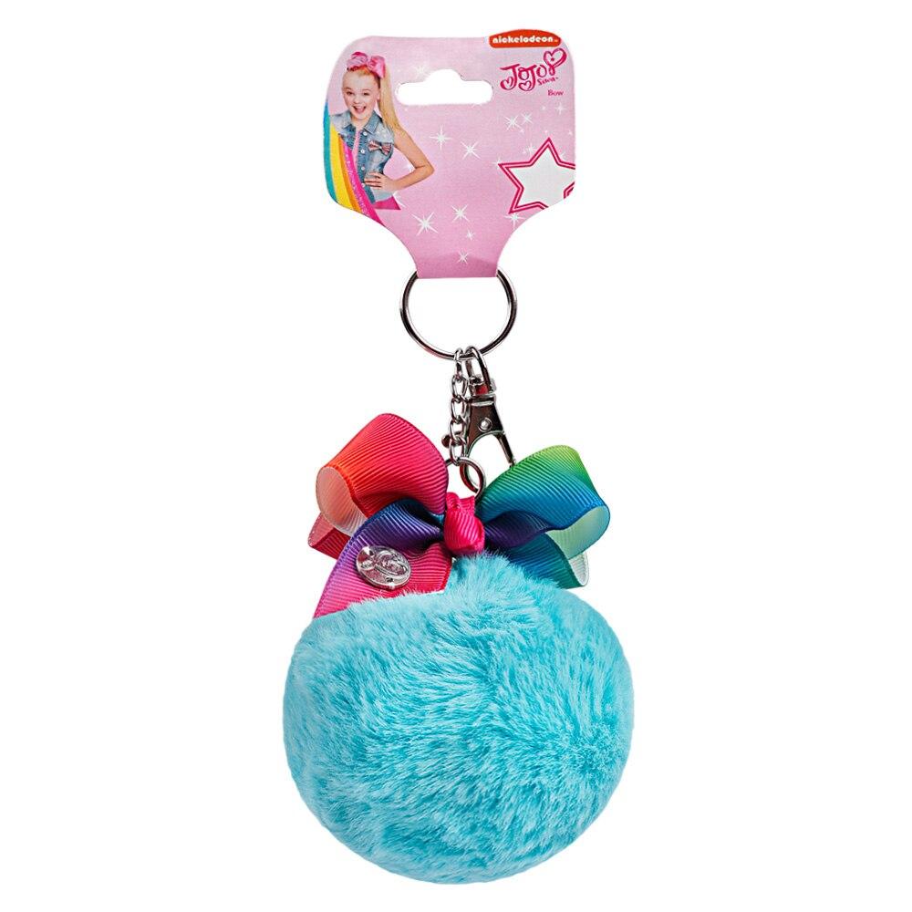 6/'/' Transparent Rainbow Hair Bow Plastic Rhinestone Knot Bow Hair Clips For Girl
