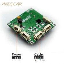Mini módulo PBC PBCswitch módulo OEM mini tamanho 4 Portas Switches de Rede Pcb Board mini módulo de switch ethernet 10/ 100 Mbps de OEM/ODM
