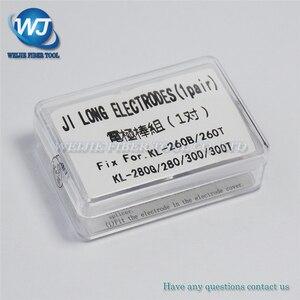 Image 1 - 送料無料1ペア基隆融着接続機KL 280 KL 280G KL 280H KL 300 KL 300T KL 300F