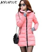 Winter Jacket Women 2017 Winter And Autumn Wear High Quality Parkas Winter Jackets Outwear Women Long Coats TSP1657