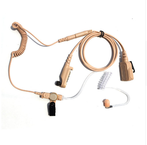 Surveillance Kit Earphone For Hytera PD605 PD665 PD685 PD602 PD662 PD682 PD606 PD666 PD686 PD608 PD668 PD688 X1P X1E