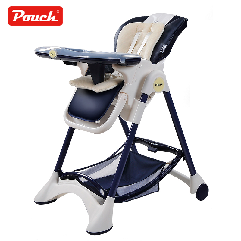 Pouch Baby Dining Chair Multi functional Baby Highchair Foldable Portable Dining Table and Chair Baby Feeding Chair Safety Seat