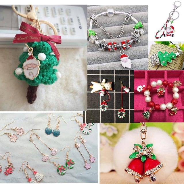 Christmas Pendant Ornaments (19 pcs)