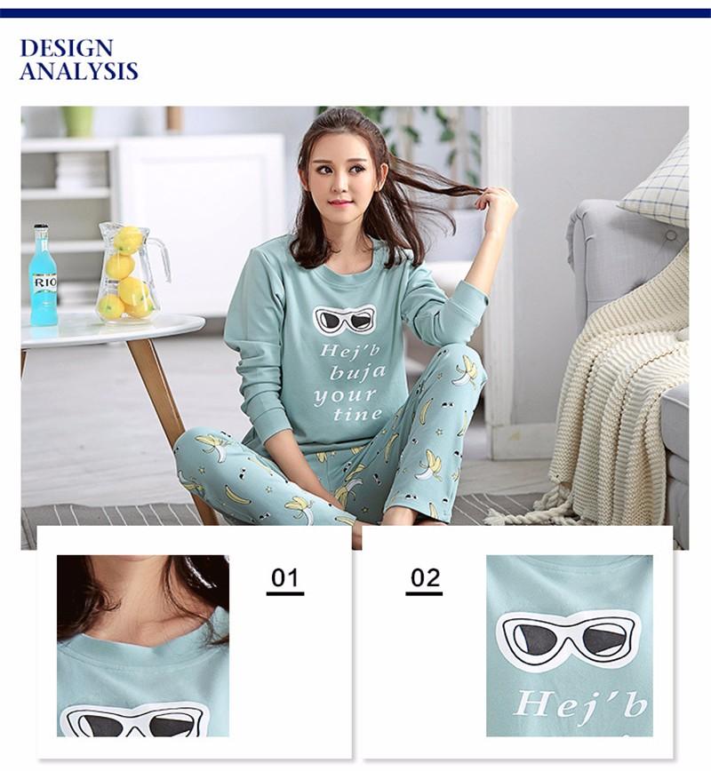 lovers pajamas couple sleepwear 02