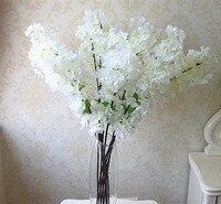 10PCS/ Super big cherry wedding wedding bouquet simulation silk flower decoration photography studio props wholesale