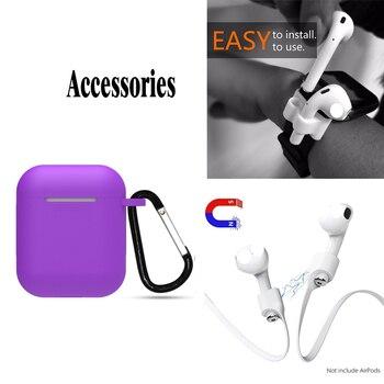 for airpods  earbuds  headset 5.0 touch earphone protective case for i10 tws i12  i30 tws i40 i50 i60 i70 i80 i100