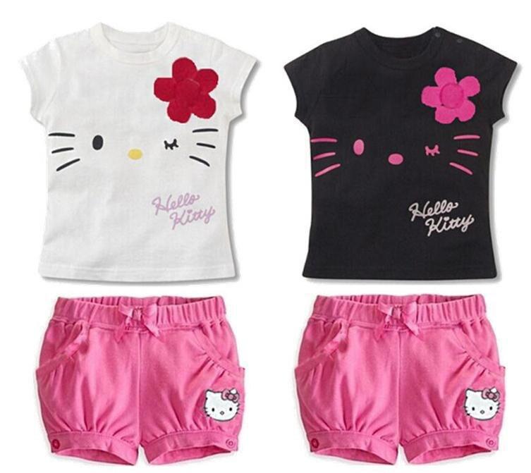 Girls Hello Kitty Coat | Down Coat
