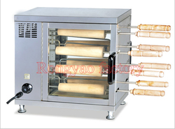 EB-550 Commercial Electric Rotary Bread Baking Cone Rotary Baking Bread Stove Oven