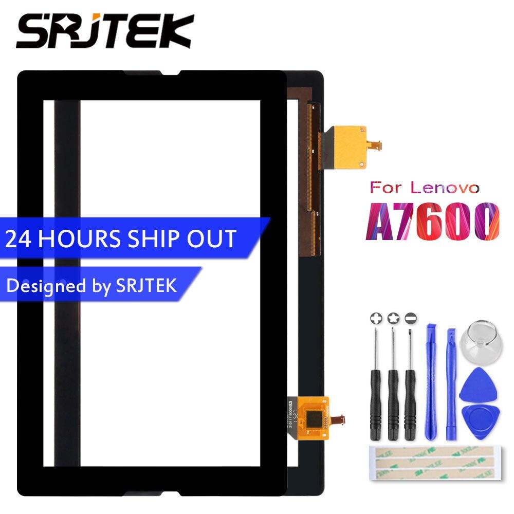 srjtek-101-touchscreen-for-lenovo-tab-a10-70-a7600-a7600-f-a7600-h-b0474-touch-screen-digitizer-glass-sensor-tablet-pc-parts
