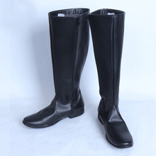 Imperial Stormtrooper Darth Vader Cosplay Shoes Boots Mens Superhero Halloween Carnival Party Costume Accessories