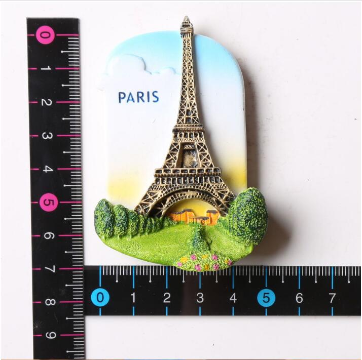 magnet <font><b>paris</b></font> nice france magnet Tower resin country city magnets stickers magnets for refrigerators 3d scenic tourist souvenirs image