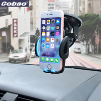 Universal Car Holder Cell Phone Holder For Iphone 6 6s Plus SE Stand Support For
