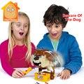 Minitudou Забавные Гаджеты Бульдог Рот Стоматолог Укус Пальца Игры Забавные Игрушки Подарок, Настольные Игры, Игрушки Для Детей