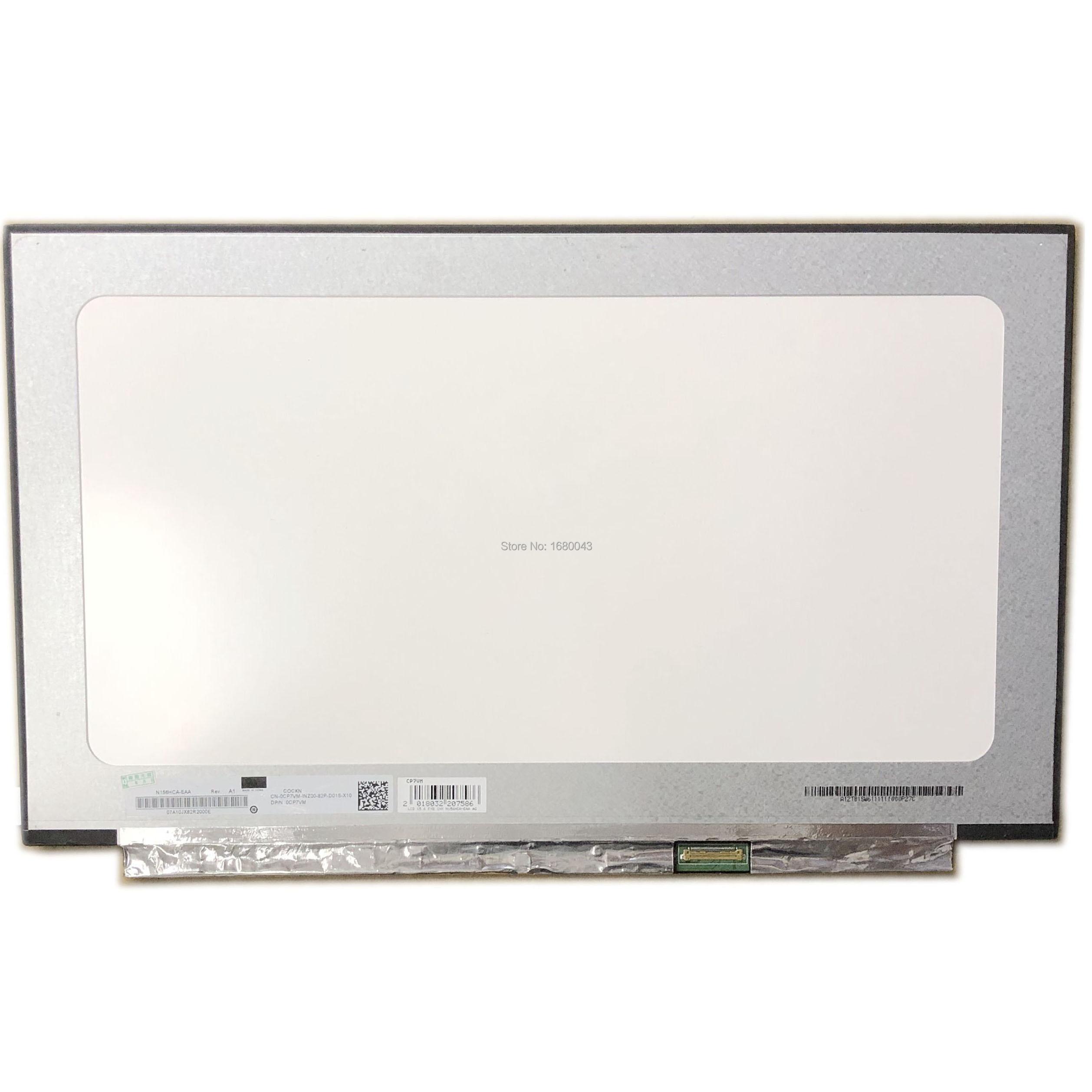 N156HCA-EAA Fit B156HAN02.1 NV156FHM-N47 LP156WF9 SPF1 LCD Screen 15.6