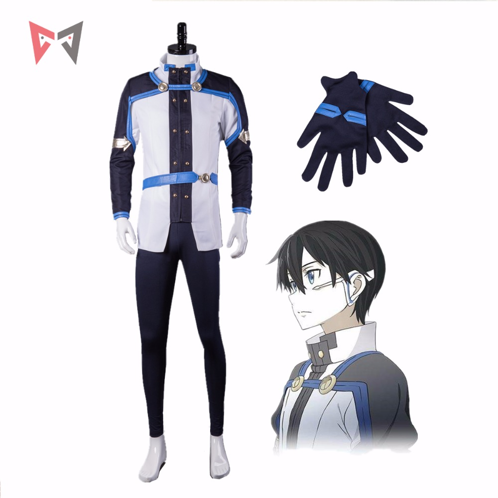 Athemis new movie Sword Art Online Kirito Cosplay Costume high quality any size outfit custom made