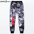 2017 Newest Fashion Emoji Jogger Men Pants 3D Design Sweatpants Trousers jordan joggers Trousers jordan clothes