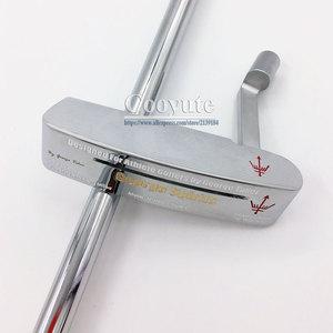 Image 5 - Cooyute newパターゴルフクラブジョージスピリッツMONO1 限定ゴルフパタースチールシャフト長さ 34。ゴルフシャフトパター送料無料