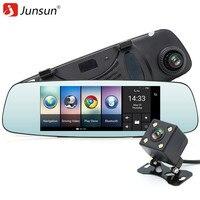 JUNSUN A800 Dual Lens GPS FHD 1080P 4G 3G WIFI Car DVR Dash Cam Camera 140