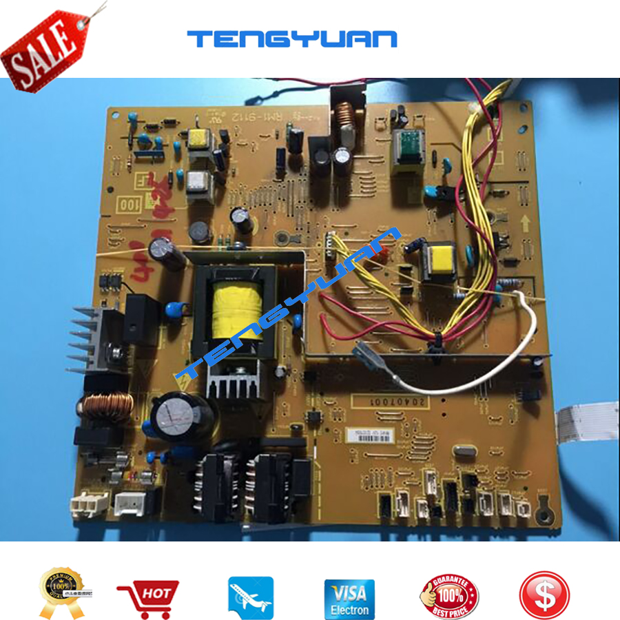 Free shipping 100% test original for HPm401 Pro400/M401 RM1-9309-000CN RM1-9309 RM1-9308 Power Supply Board on sale купить в Москве 2019