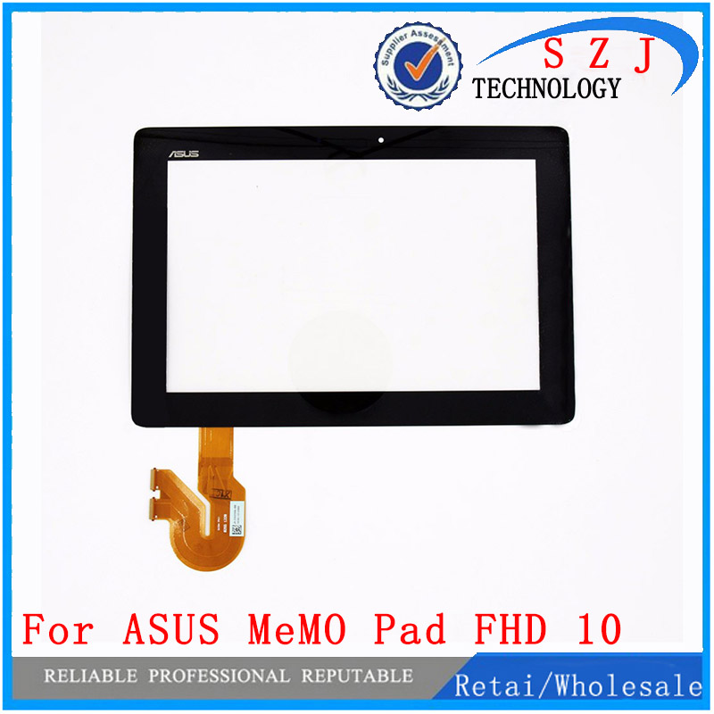 New 10.1'' inch version Touch Screen Panel Digitizer for ASUS MeMO Pad FHD 10 ME302 ME302KL ME302C K005 K00A free shipping new for asus eee pad transformer prime tf201 version 1 0 touch screen glass digitizer panel tools