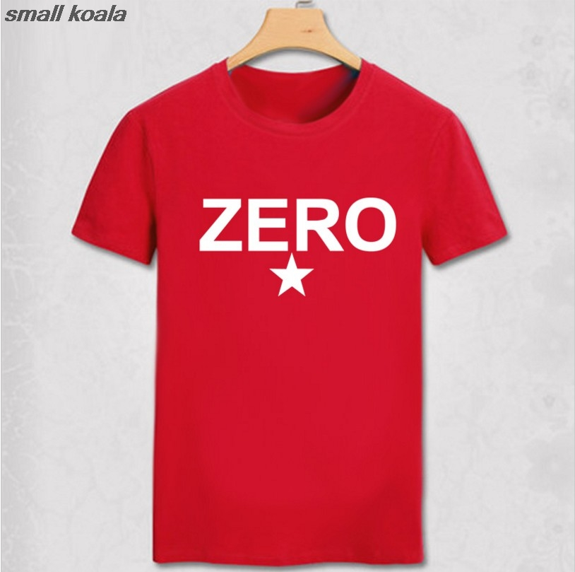 Smashing Pumpkins alternative pop rock music band t shirt zero star logo printed cotton  ...