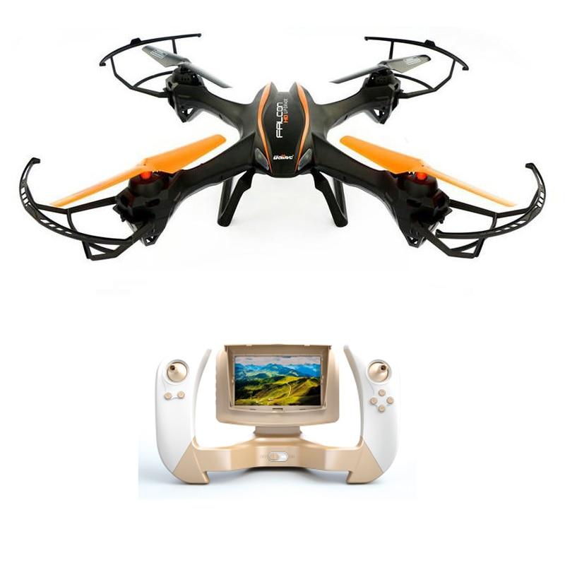 Gratis frakt Global Drone Professional Drone FPV UDI U818s Drone Med HD-kamera RC Quadcopter Real Time Video VS X8 X8W FSWB