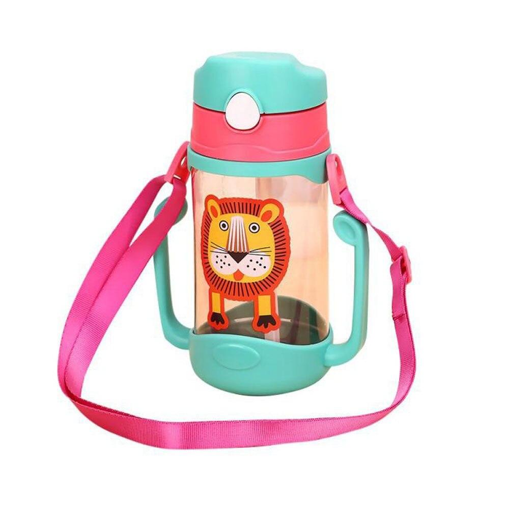 Картонная бутылка Детские чашки Детская кружка для воды девичий здоровый BPA бесплатно мультфильм молоко легко носить с собой кофе герметичность милые бутылки