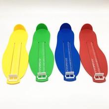 Dorosłych stóp urządzenie pomiarowe buty rozmiar miernik linijka pomocnik urządzenia