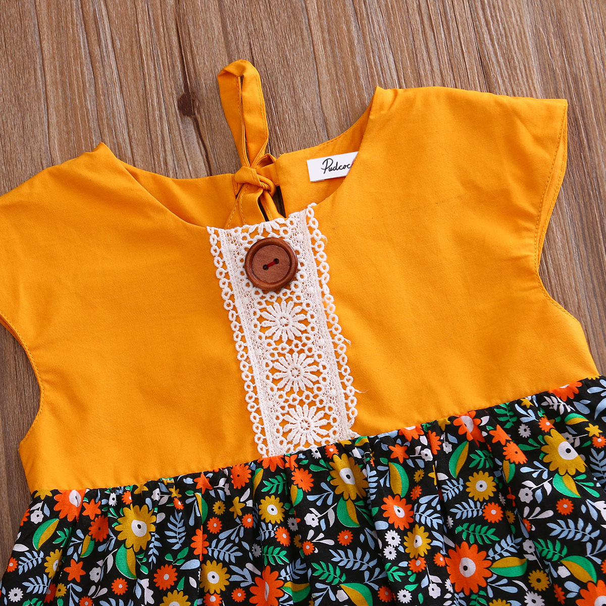 Bohemian-Floral-Toddler-Baby-Kids-Girls-Summer-Lace-Flower-Sundress-Party-Dress-Clothes-0-4T-2