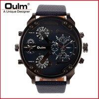 Oulm Design Origin Brand Model HP3548 Unique Mens Watches PC21S Quartz Wristwatch Fast Shipping