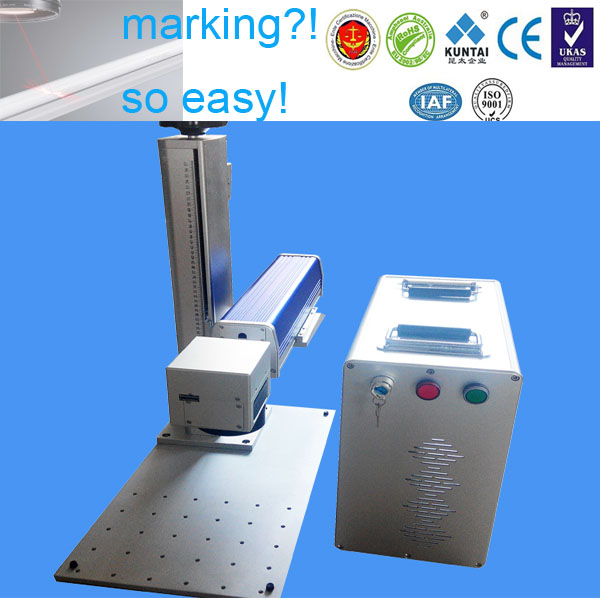 US $4299 0 |good price 20w fiber laser marking machine for clock watch logo  (KT LFT20)-in Printers from Computer & Office on Aliexpress com | Alibaba