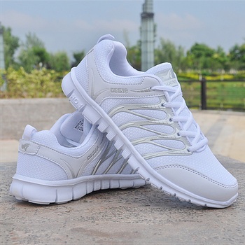 Women Shoes Lightweight Women Sneakers White Tenis Feminino Breathble Casual Vulcanized Shoes Trainers Basket Femme Krasovki