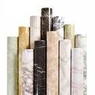 Thick waterproof pvc imitation Marble pattern stickers wallpaper self - adhesive wallpaper renovation of furniture