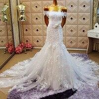 Элегантное платье Русалка длиной до пола для свадебной вечеринки на заказ