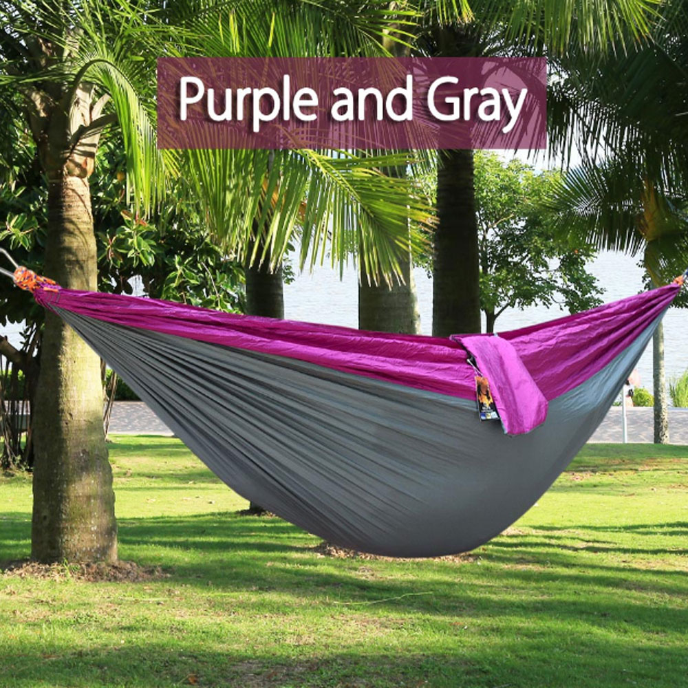 new in stock high quality outdoor parachute hammock hammock camping leisure swing swing chair outdoor