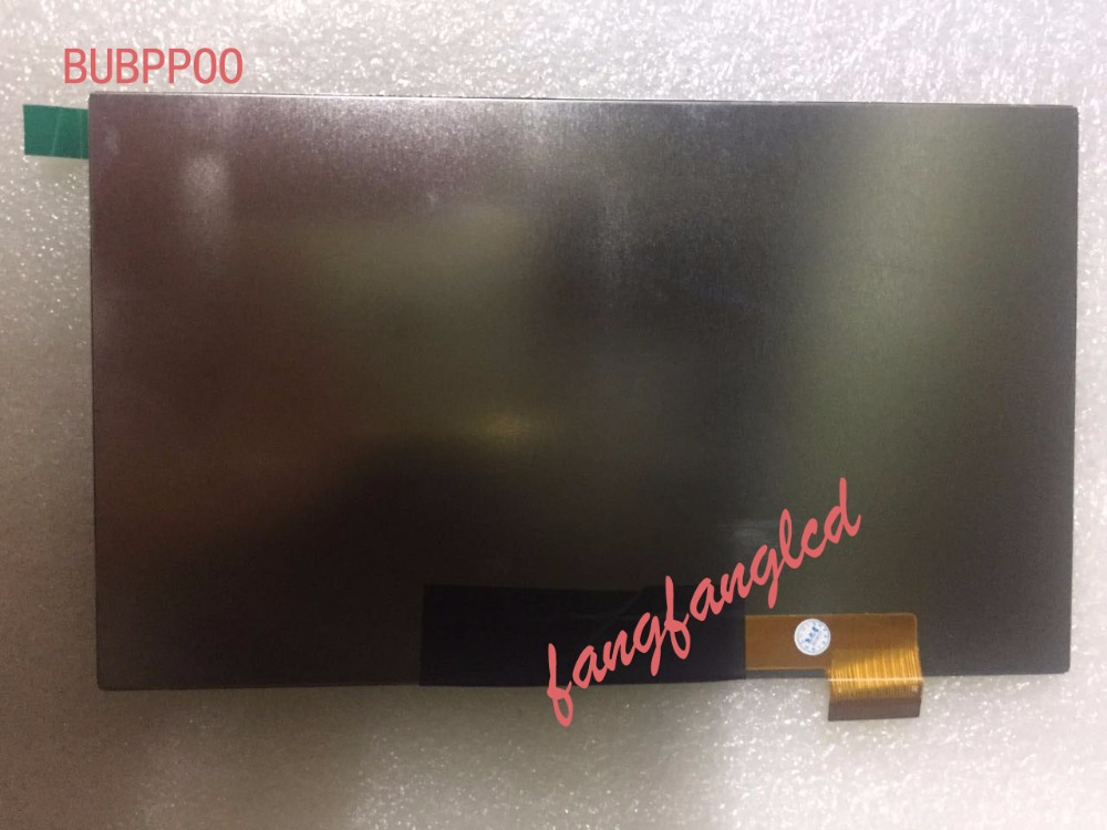 163*97mm 30pin nueva pantalla LCD matriz para 7