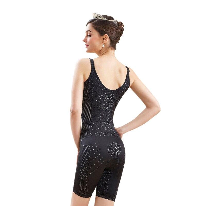 Frauen Körper Management Fettverbrennung Shaped Nahtlose Körper Shaper Appeal Bauch Hüften Taille Körper Bodysuit Dünne Bauch - 3