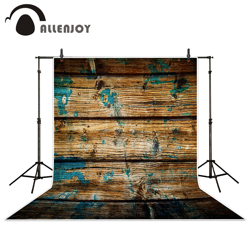Allenjoy Paint damage exposed wood brick wall backgrounds for photo studio vinyl photography backdrops photography backdrops wood grain adhesion wood brick wall backgrounds for photo studio