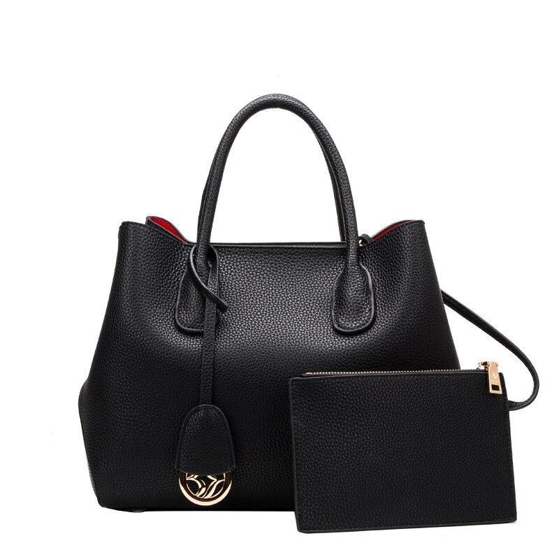 New leather lychee soft surface luxury handbags women bags designe European and American dumplings-shaped women shoulder bag