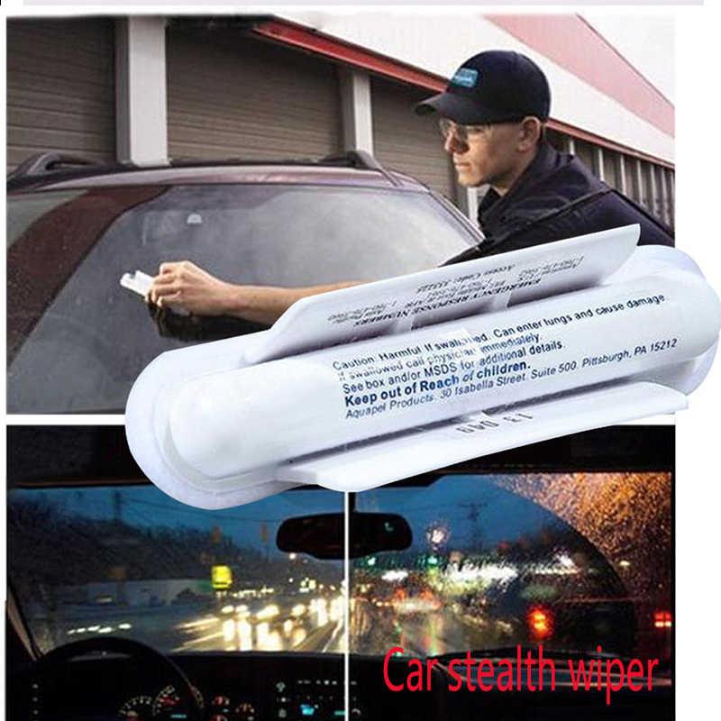 Brisas do carro Limpador De Vidro Polonês Agente de Limpeza À Prova de Chuva Para Honda Civic 2006-2011 Accord Cidade Fit CRV Volvo S60 XC90 V40 V70 V50