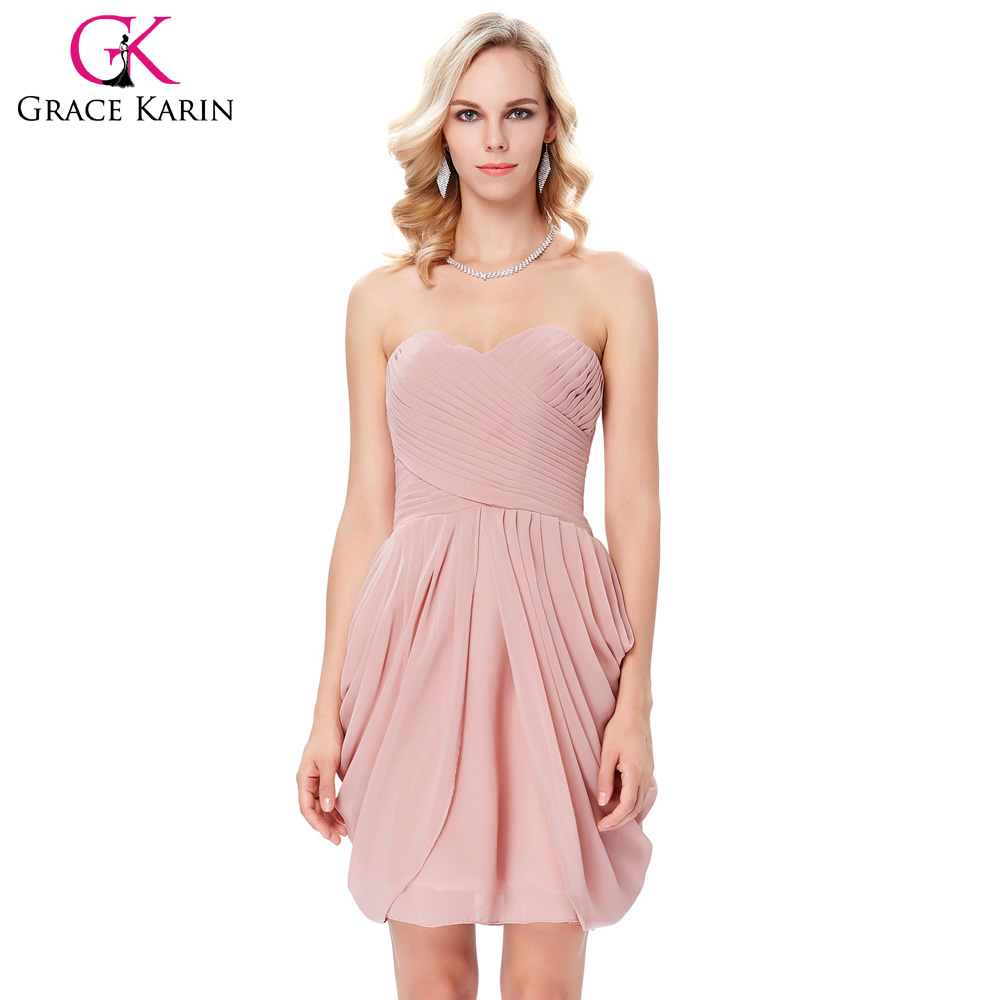 Compare Prices on Pink Cocktail Dresses- Online Shopping/Buy Low ...