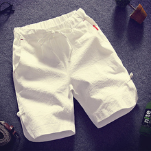 Men shorts chinese style 2020 new summer fashion thin and li