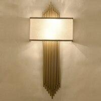 Творческая личность бра для прохода лестница вход бра свет декоры Настенные светильники светодио дный Бра Лампа для чтения