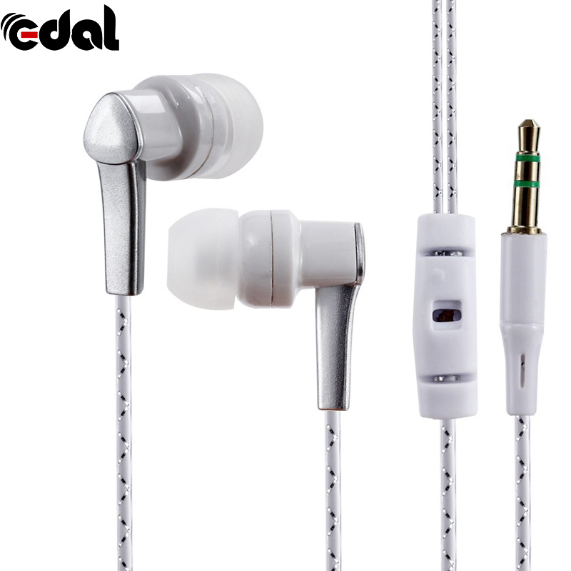 Original Crystal Line Headphones Earphone Stereo Earbuds Bass Headset No Microphone For iPhone Xiaomi Phones m320 metal bass in ear stereo earphones headphones headset earbuds with microphone for iphone samsung xiaomi huawei htc